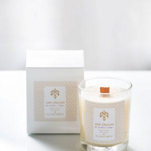 Bougies parfumées Fleur D'Orient