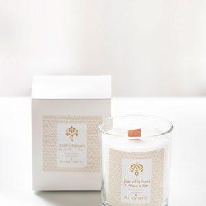 Bougies parfumées Nuit d'Orient