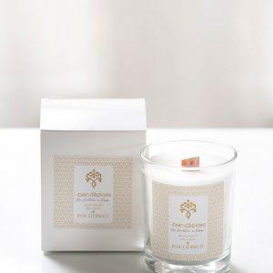 Bougies parfumées Rose Eternelle