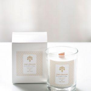Bougies parfumées Thé Vert