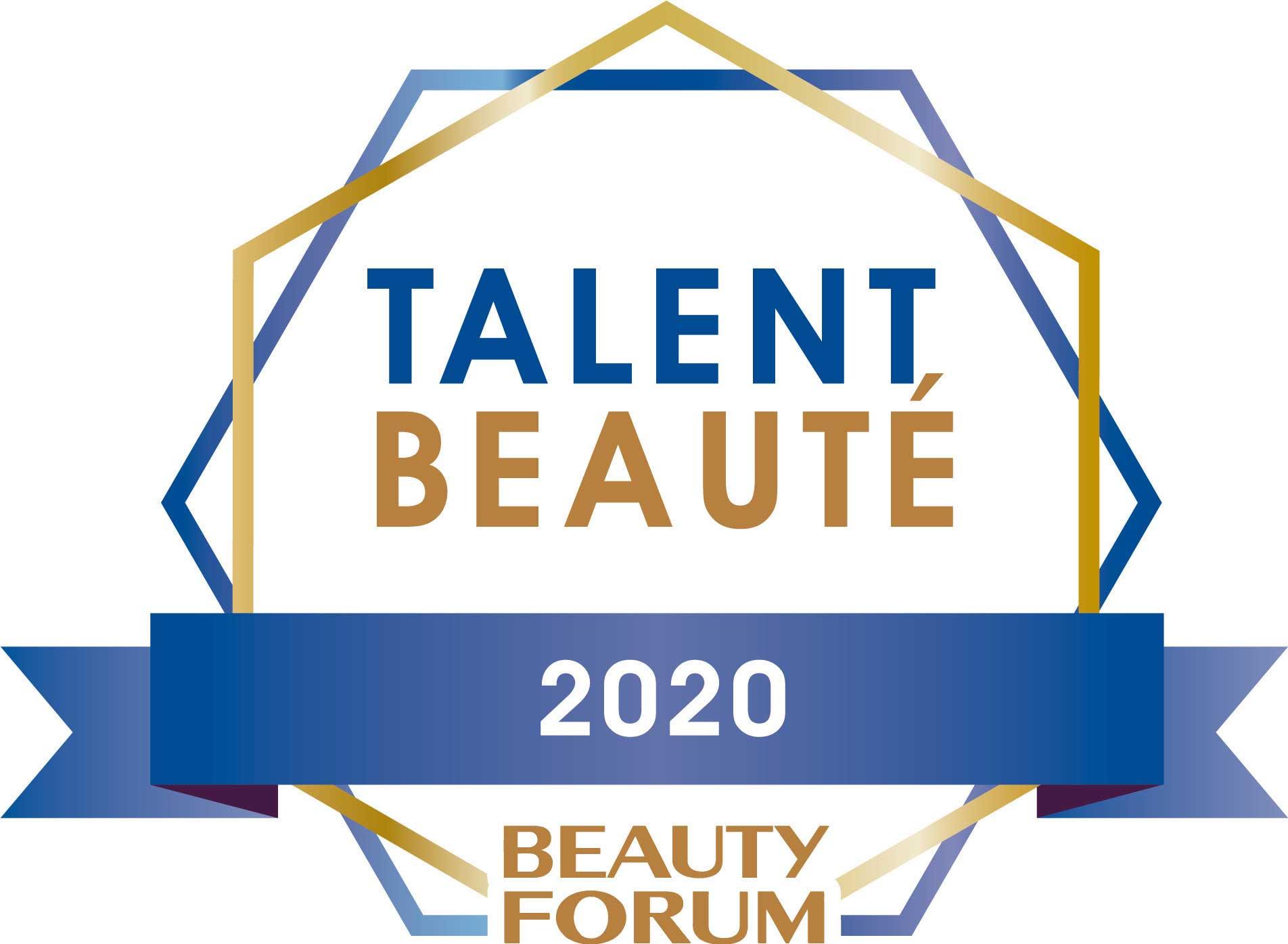 talent beaute 2020